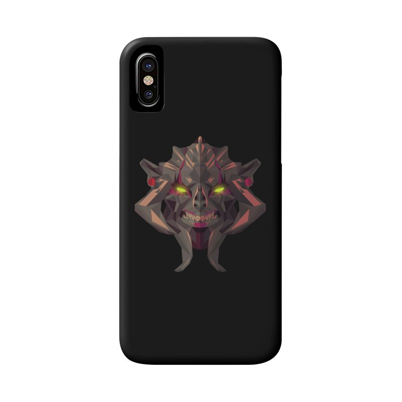 Low Poly Art - Huskar Accessories Phone Case by lowpolyart's Artist Shop