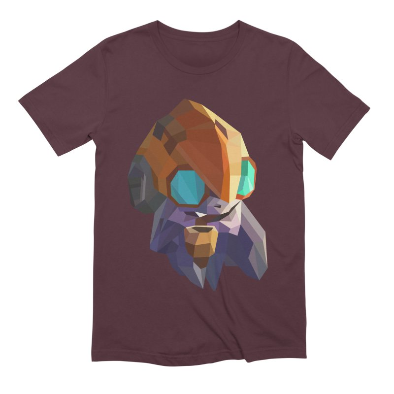 Low Poly Art - Tinker Men's Extra Soft T-Shirt by lowpolyart's Artist Shop