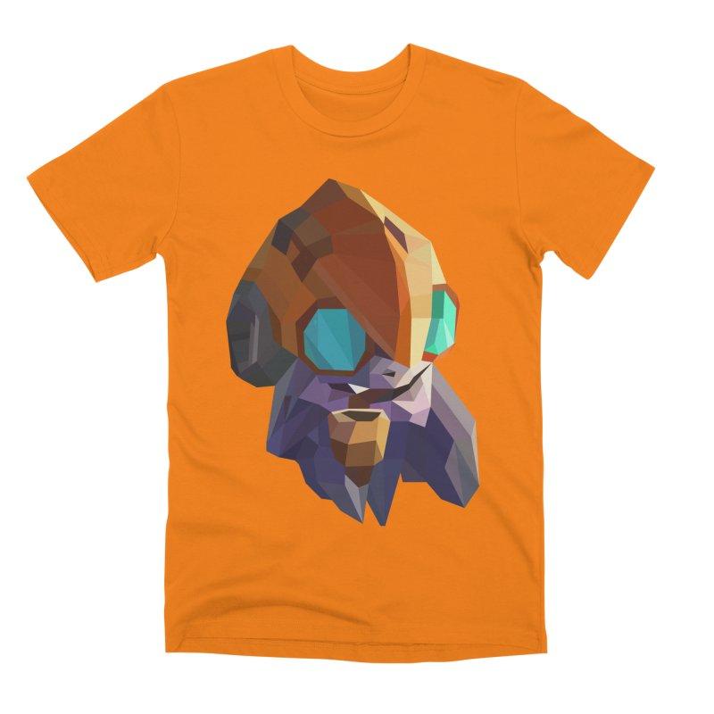 Low Poly Art - Tinker Men's Premium T-Shirt by lowpolyart's Artist Shop