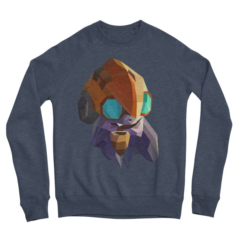 Low Poly Art - Tinker Men's Sponge Fleece Sweatshirt by lowpolyart's Artist Shop