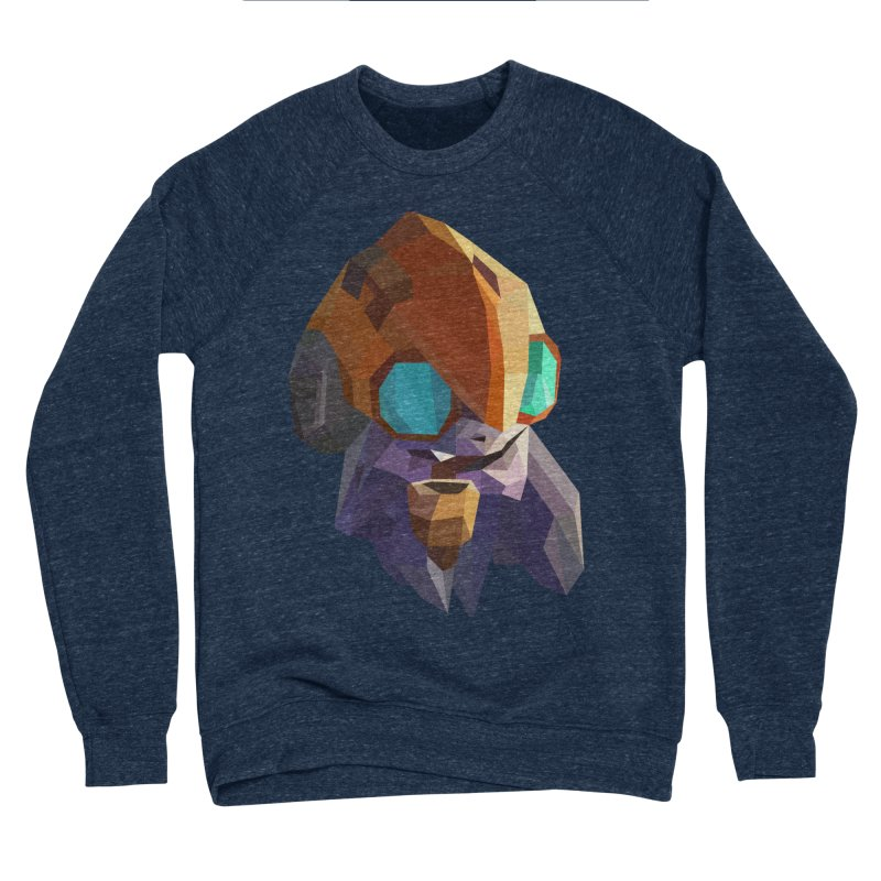 Low Poly Art - Tinker Women's Sponge Fleece Sweatshirt by lowpolyart's Artist Shop