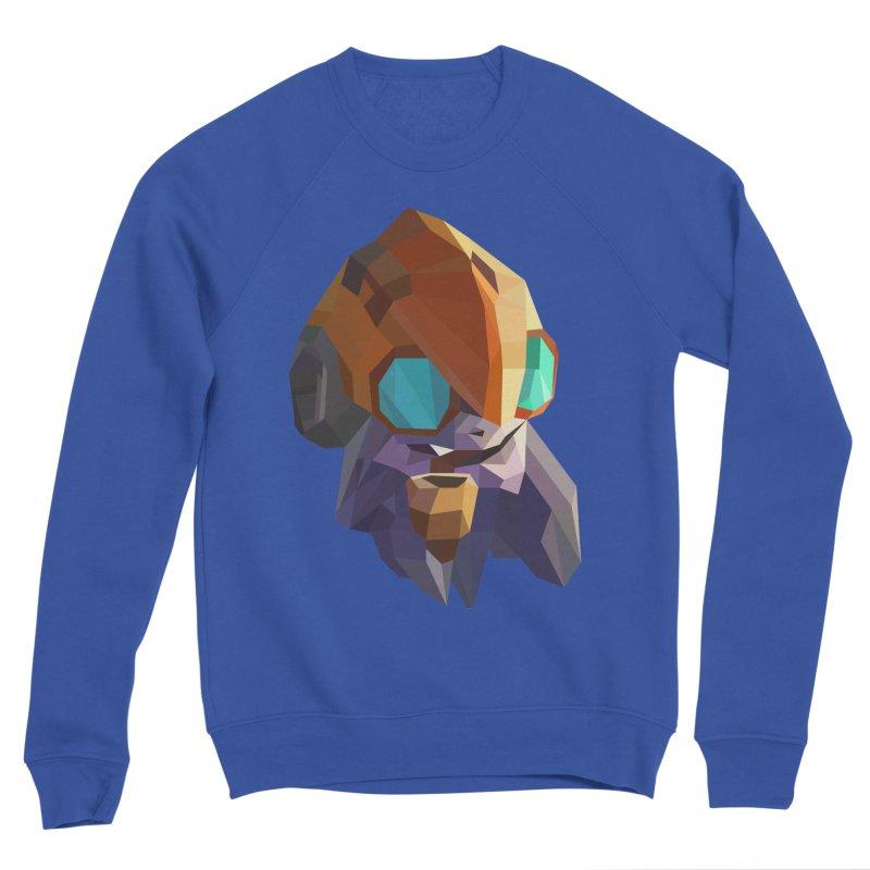Low Poly Art - Tinker Men's Sponge Fleece Sweatshirt by lowpolyart's Artist Shop
