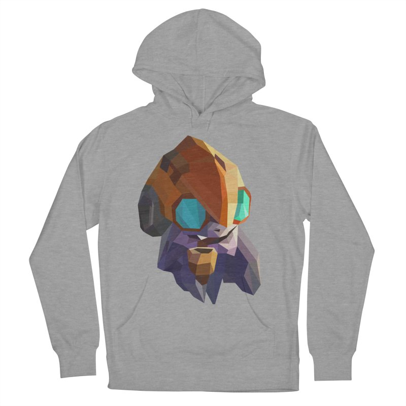 Low Poly Art - Tinker Women's French Terry Pullover Hoody by lowpolyart's Artist Shop