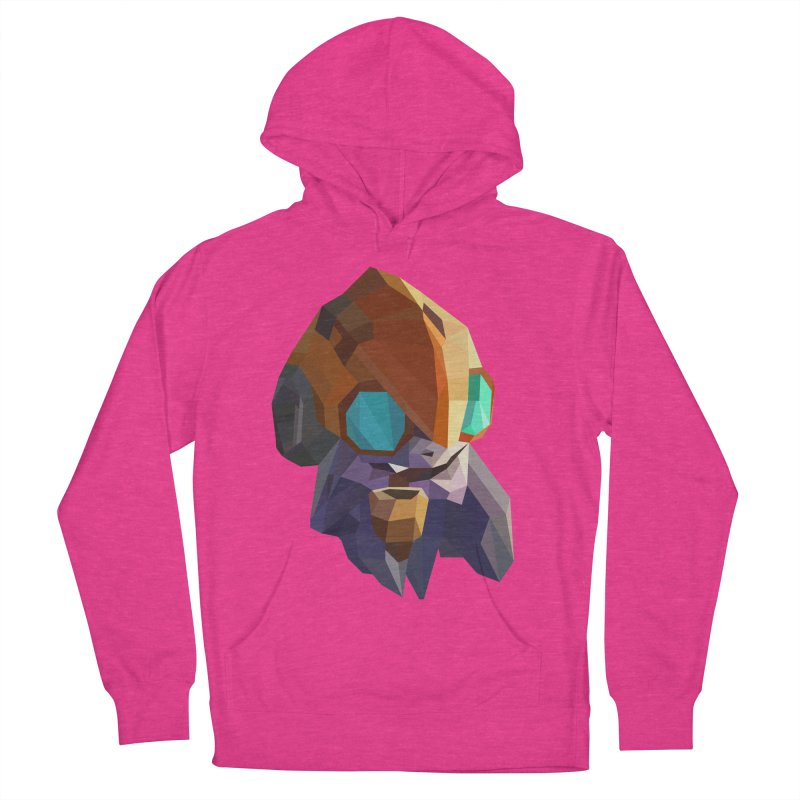 Low Poly Art - Tinker Men's French Terry Pullover Hoody by lowpolyart's Artist Shop