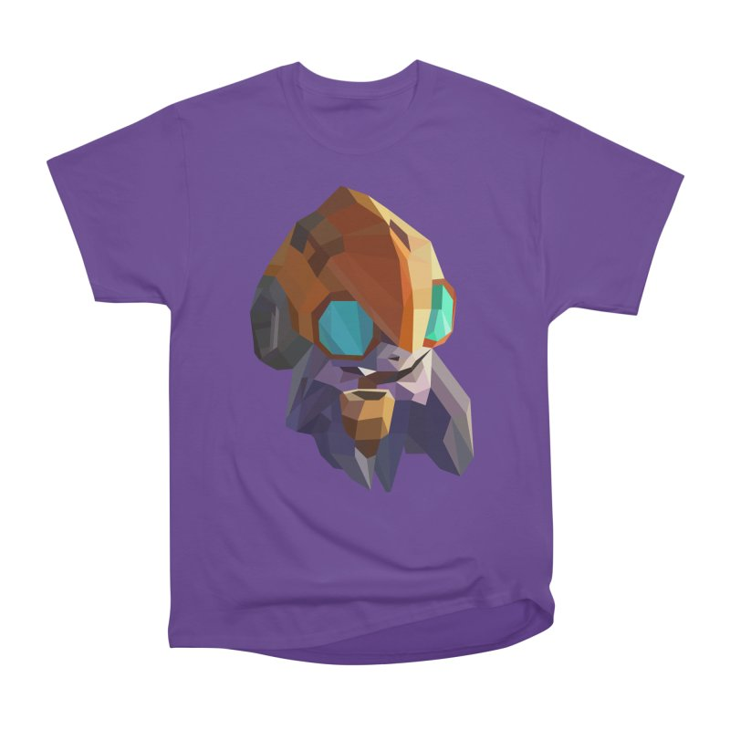 Low Poly Art - Tinker Women's Heavyweight Unisex T-Shirt by lowpolyart's Artist Shop