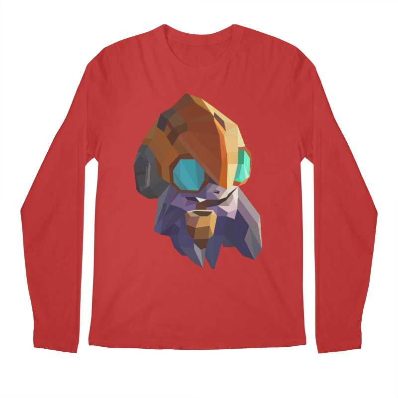 Low Poly Art - Tinker Men's Regular Longsleeve T-Shirt by lowpolyart's Artist Shop