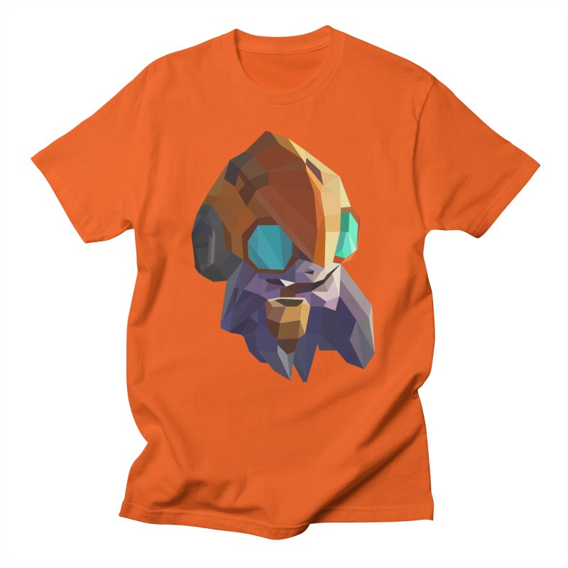 Low Poly Art - Tinker Women's Regular Unisex T-Shirt by lowpolyart's Artist Shop