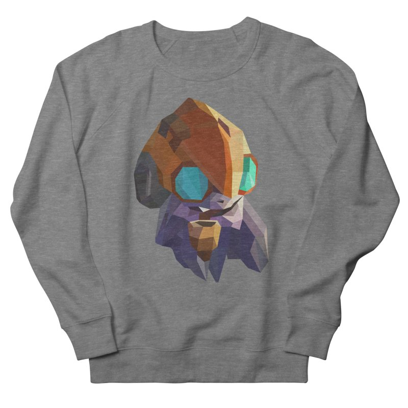 Low Poly Art - Tinker Women's French Terry Sweatshirt by lowpolyart's Artist Shop