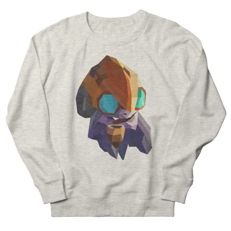Low Poly Art - Tinker Men's French Terry Sweatshirt by lowpolyart's Artist Shop