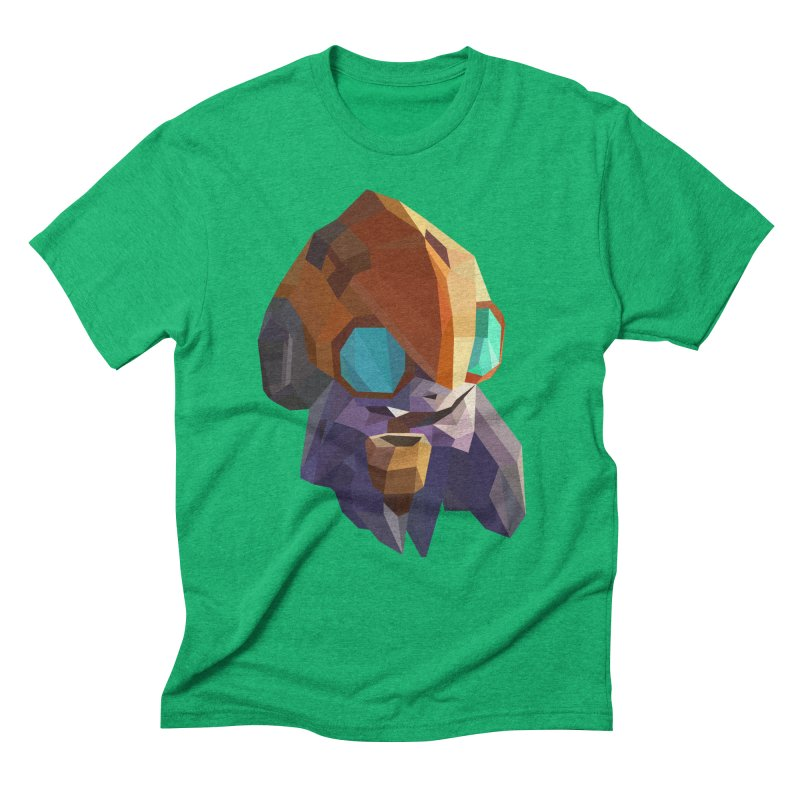 Low Poly Art - Tinker Men's Triblend T-Shirt by lowpolyart's Artist Shop