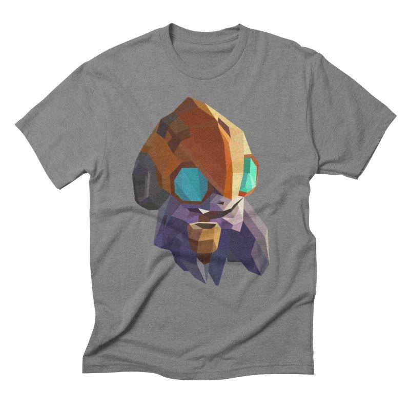 Low Poly Art - Tinker Men's Triblend T-Shirt by lowpolyart's Artist Shop