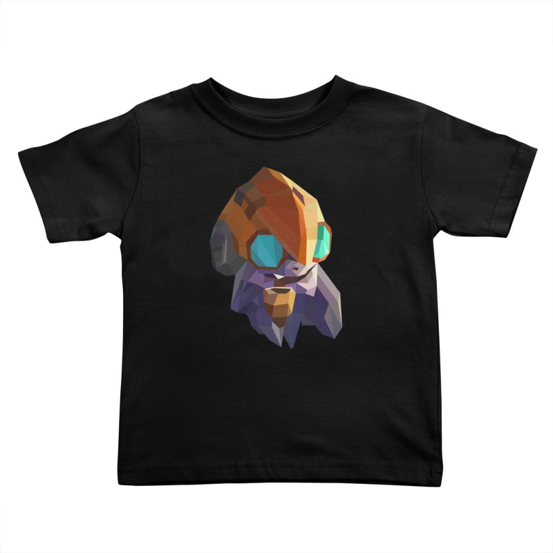 Low Poly Art - Tinker Kids Toddler T-Shirt by lowpolyart's Artist Shop