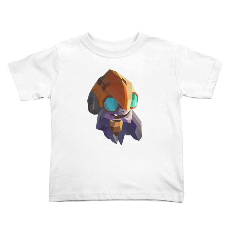 Low Poly Art - Tinker Kids Toddler T-Shirt by lowpolyart's Artist Shop