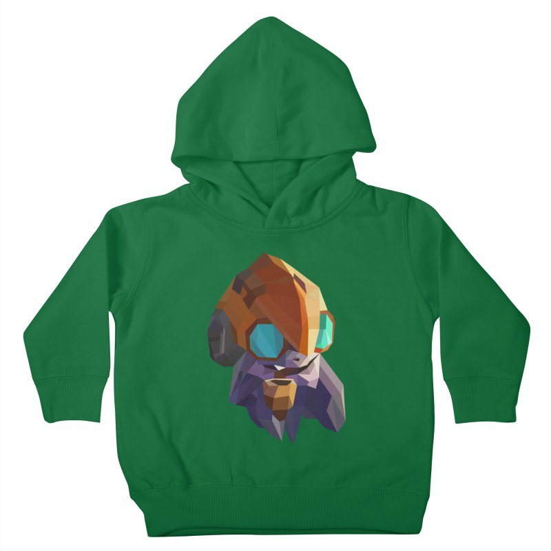 Low Poly Art - Tinker Kids Toddler Pullover Hoody by lowpolyart's Artist Shop