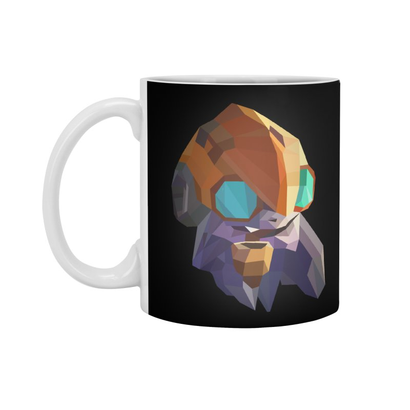Low Poly Art - Tinker Accessories Mug by lowpolyart's Artist Shop