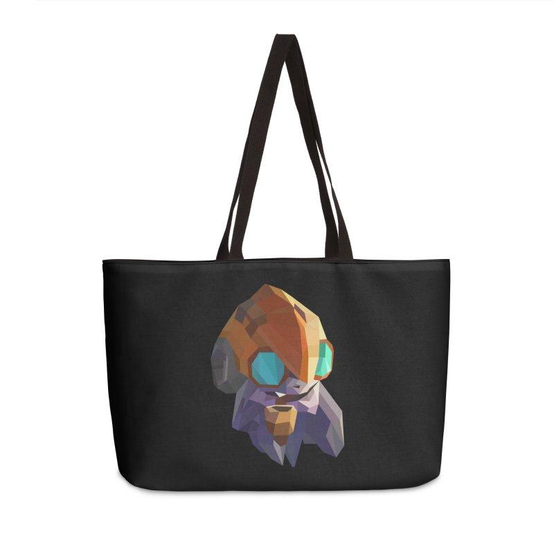 Low Poly Art - Tinker Accessories Weekender Bag Bag by lowpolyart's Artist Shop