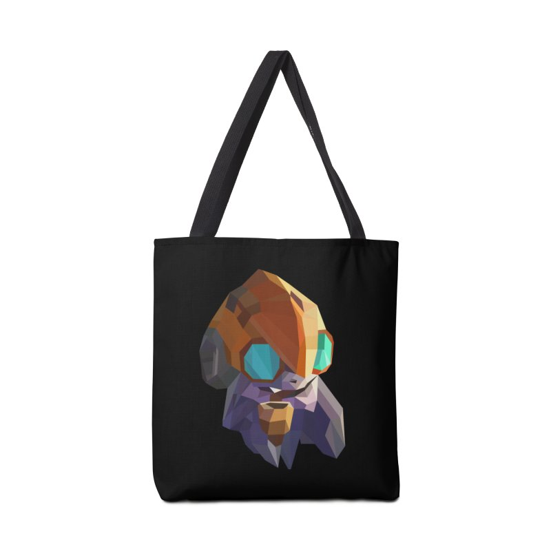 Low Poly Art - Tinker Accessories Bag by lowpolyart's Artist Shop