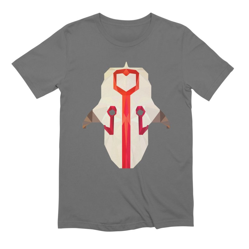 Low Poly Art - Juggernaut Men's T-Shirt by lowpolyart's Artist Shop