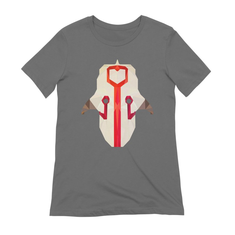 Low Poly Art - Juggernaut Women's T-Shirt by lowpolyart's Artist Shop