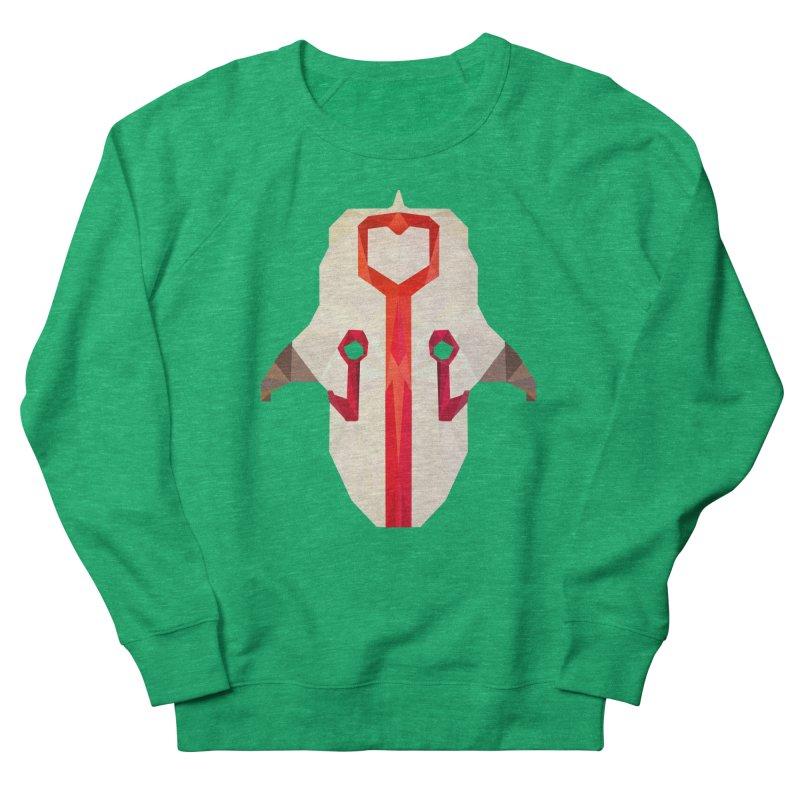 Low Poly Art - Juggernaut Men's Sweatshirt by lowpolyart's Artist Shop