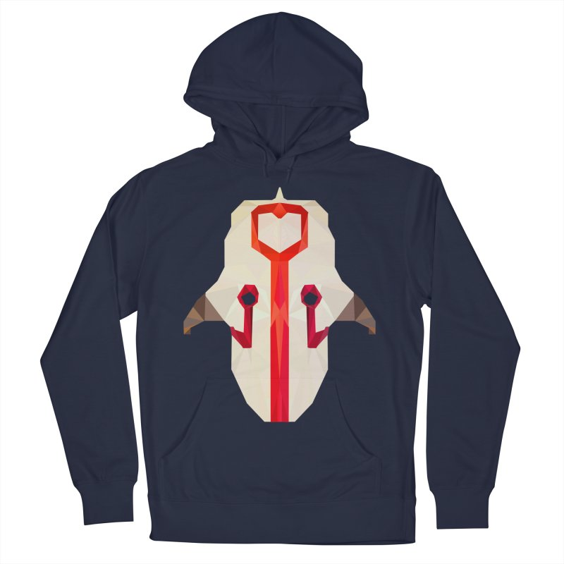 Low Poly Art - Juggernaut Men's French Terry Pullover Hoody by lowpolyart's Artist Shop