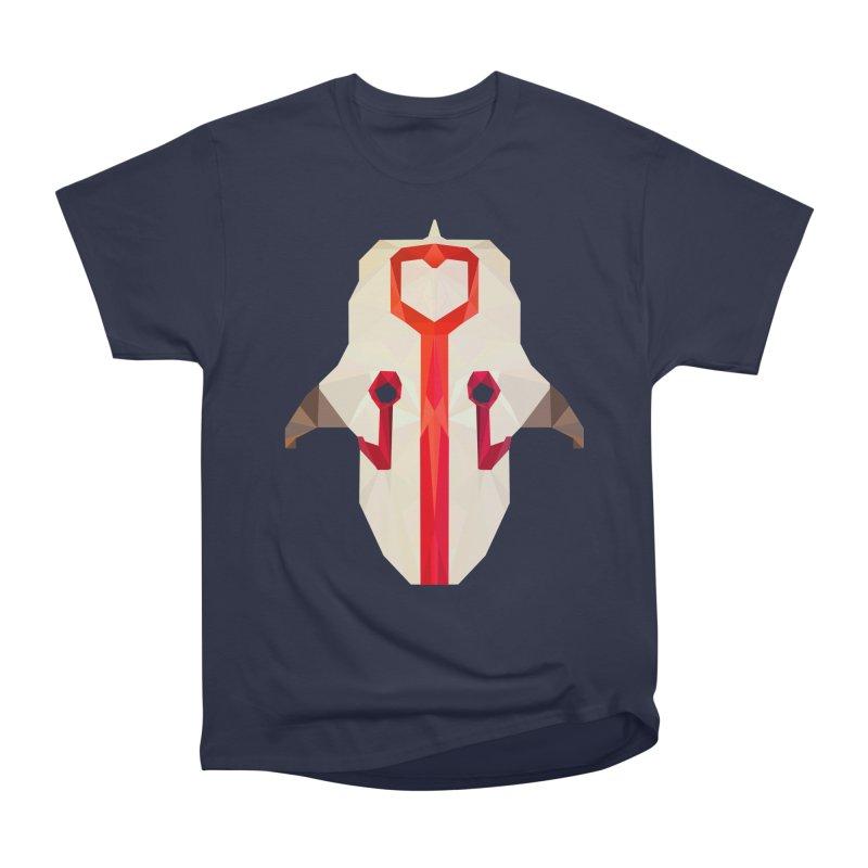 Low Poly Art - Juggernaut Men's Heavyweight T-Shirt by lowpolyart's Artist Shop