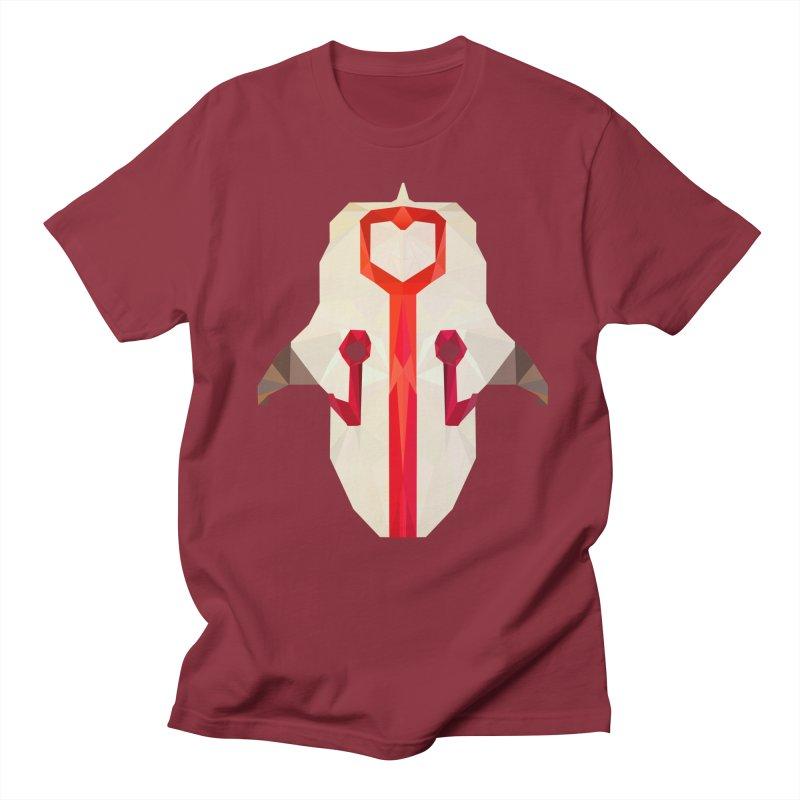 Low Poly Art - Juggernaut Women's Regular Unisex T-Shirt by lowpolyart's Artist Shop