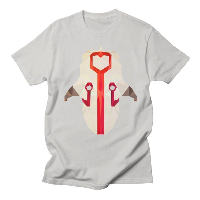 Low Poly Art - Juggernaut Men's Regular T-Shirt by lowpolyart's Artist Shop