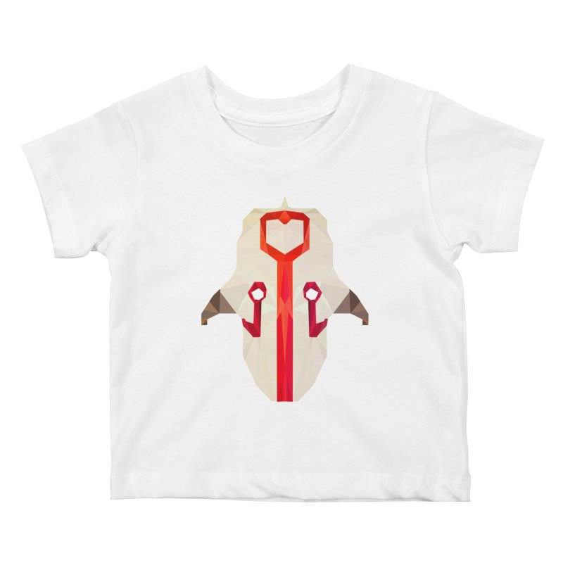 Low Poly Art - Juggernaut Kids Baby T-Shirt by lowpolyart's Artist Shop
