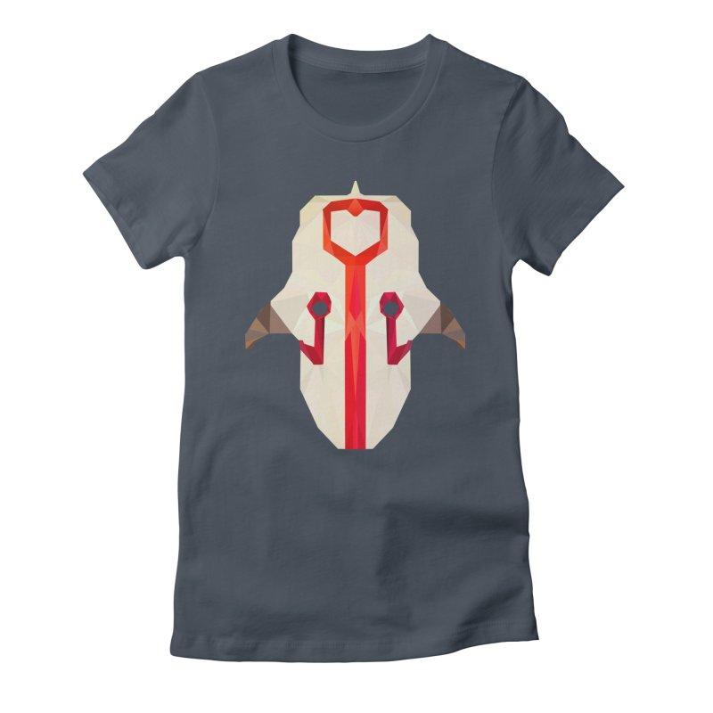 Low Poly Art - Juggernaut Women's T-Shirt by lowpolyart's Artist Shop