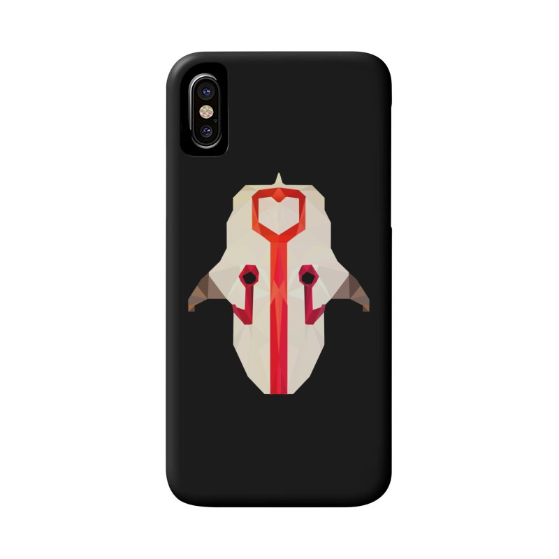 Low Poly Art - Juggernaut Accessories Phone Case by lowpolyart's Artist Shop