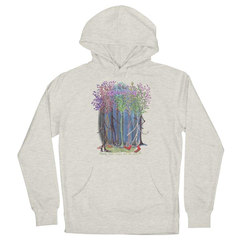 Sandalwoods Women's Pullover Hoody by Family Tree Artist Shop