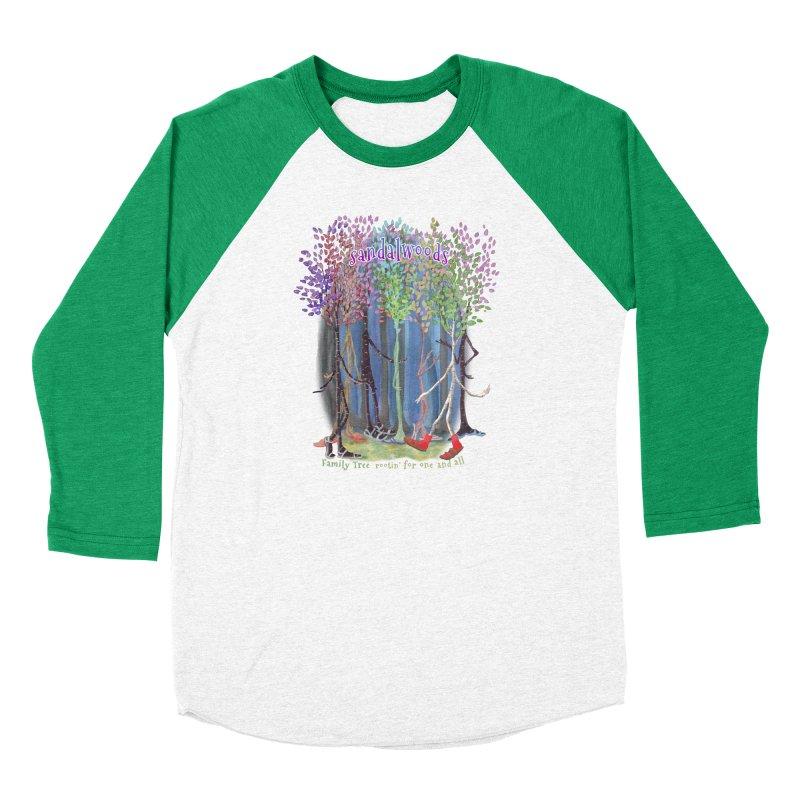 Sandalwoods Women's Longsleeve T-Shirt by Family Tree Artist Shop
