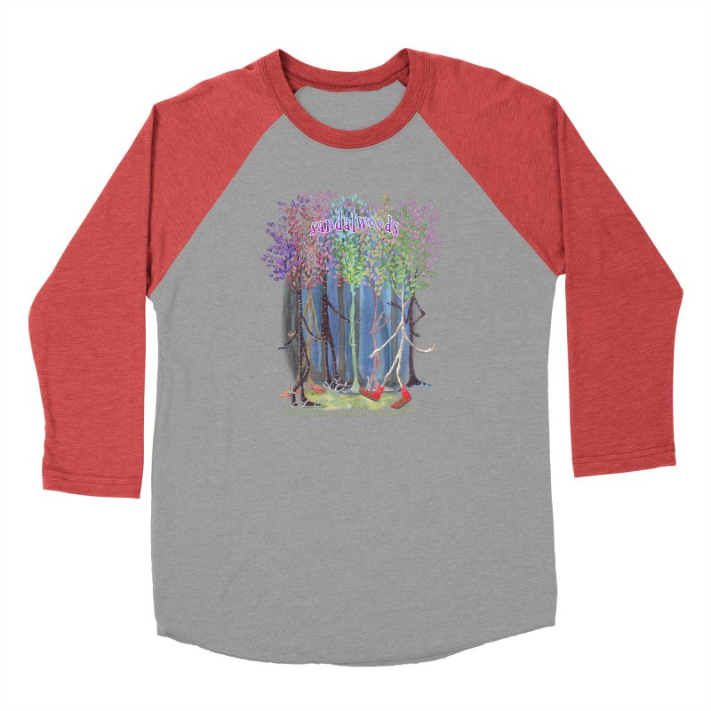 Sandalwoods Women's Longsleeve T-Shirt by Family Tree Artist Shop