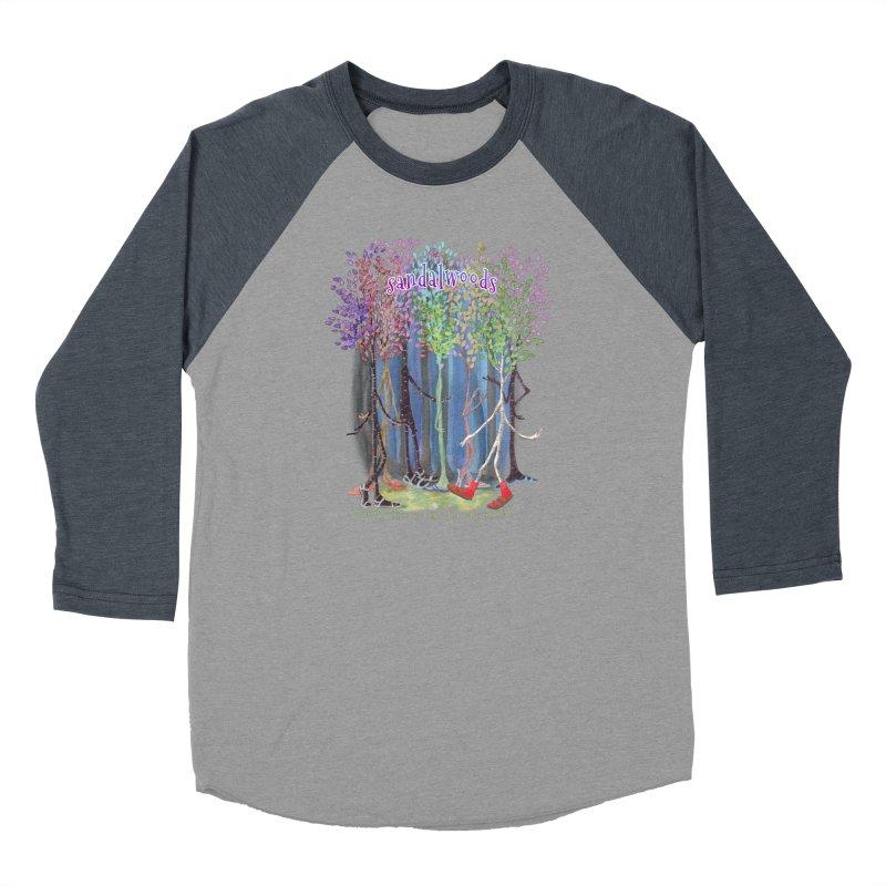 Sandalwoods Men's Longsleeve T-Shirt by Family Tree Artist Shop