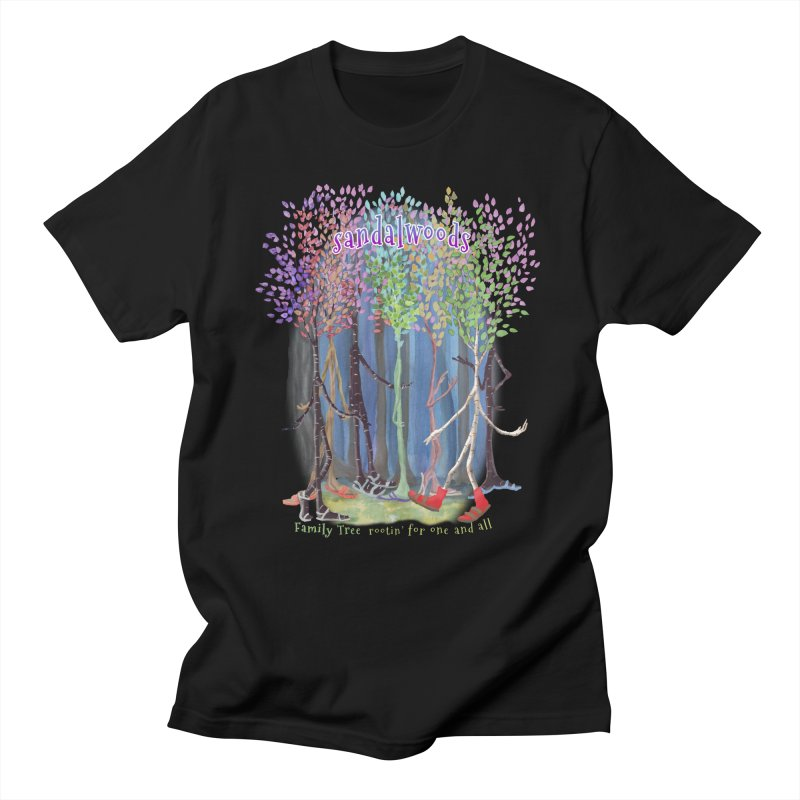 Sandalwoods Men's T-Shirt by Family Tree Artist Shop