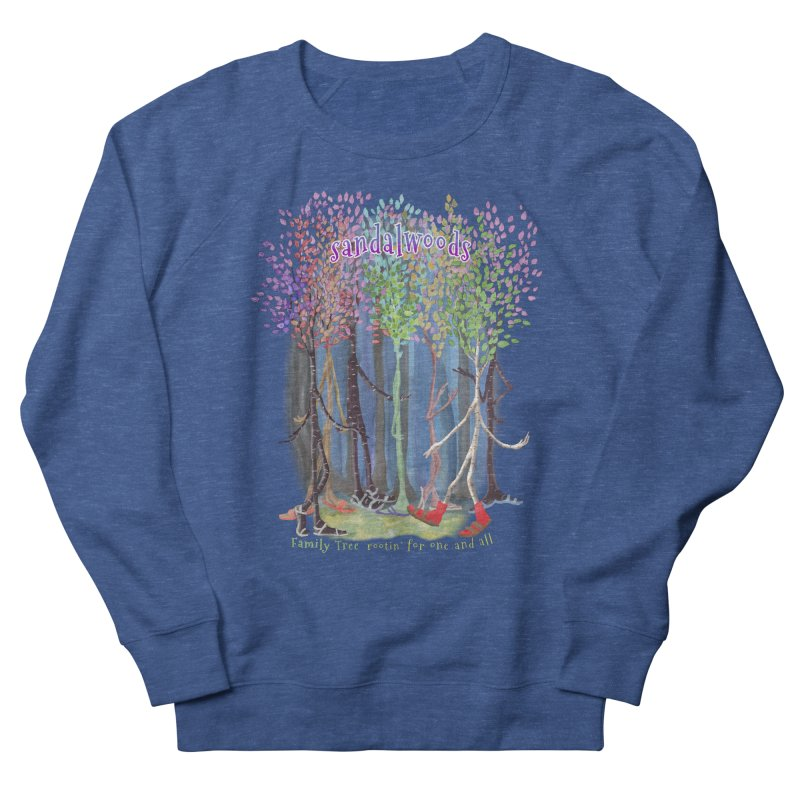 Sandalwoods Women's Sweatshirt by Family Tree Artist Shop