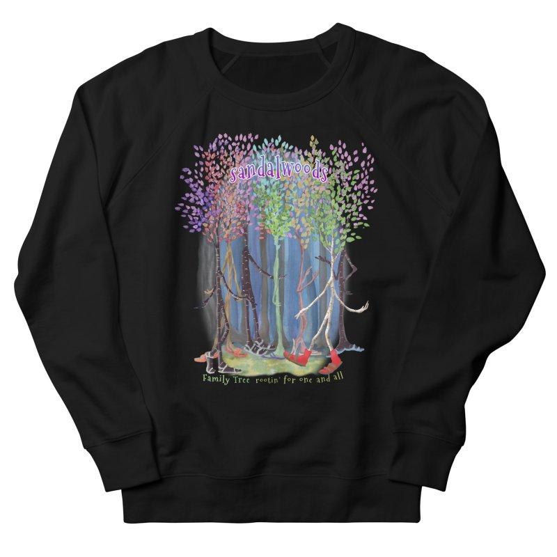 Sandalwoods Women's Sweatshirt by Family Tree Artist Shop