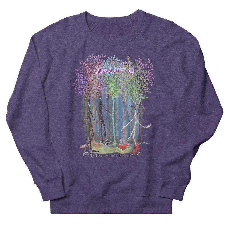 Sandalwoods Men's Sweatshirt by Family Tree Artist Shop