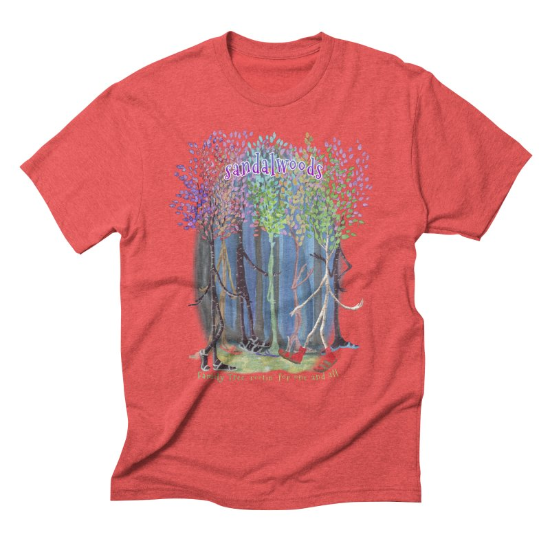 Sandalwoods Men's T-Shirt by Family Tree Artist Shop