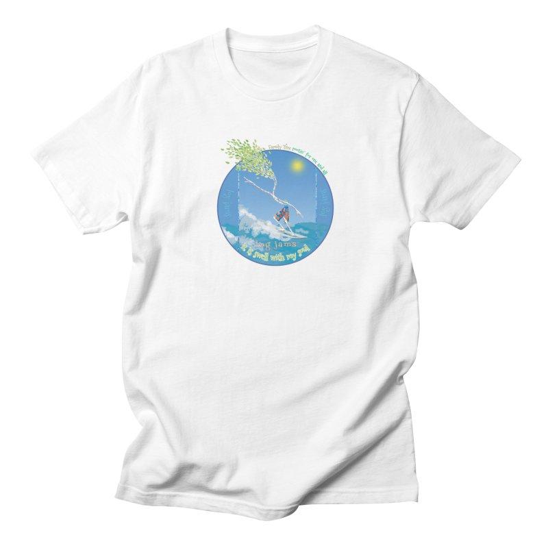 Log Jams mini Men's Regular T-Shirt by Family Tree Artist Shop
