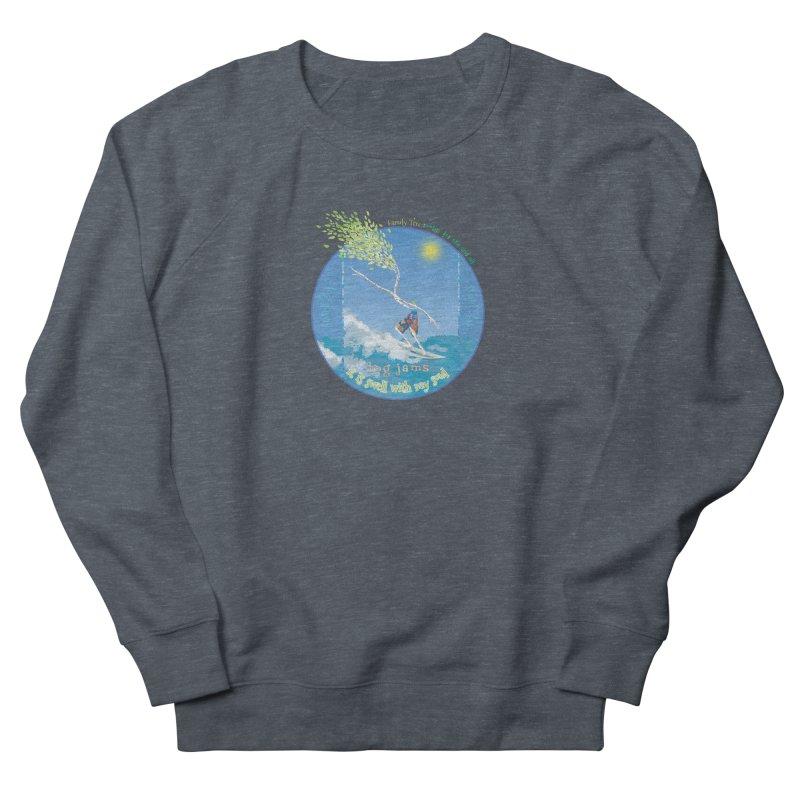 Log Jams mini Women's Sweatshirt by Family Tree Artist Shop