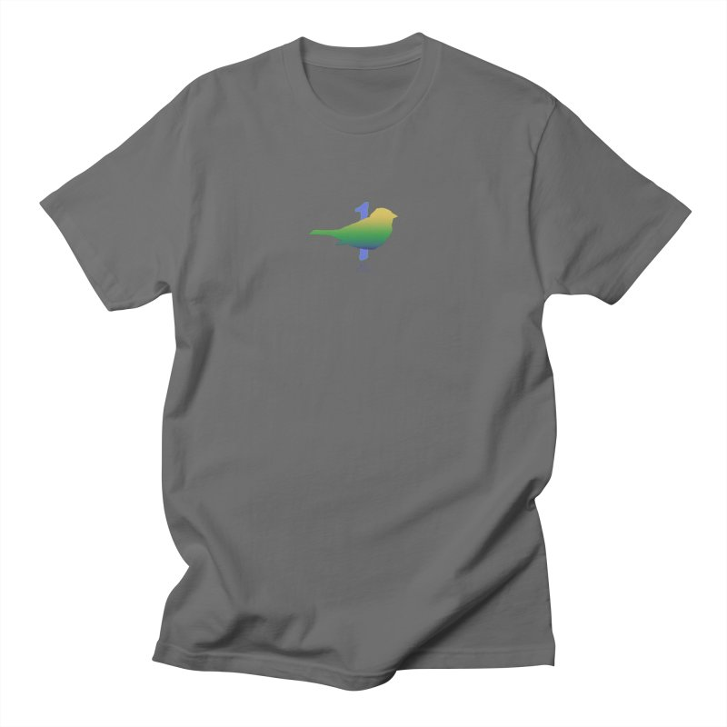 1 sparrow Men's T-Shirt by Family Tree Artist Shop