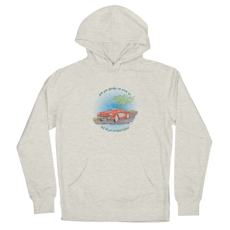 Root 66 Men's Pullover Hoody by Family Tree Artist Shop