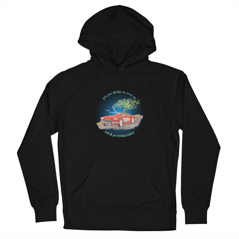 Root 66 Women's Pullover Hoody by Family Tree Artist Shop