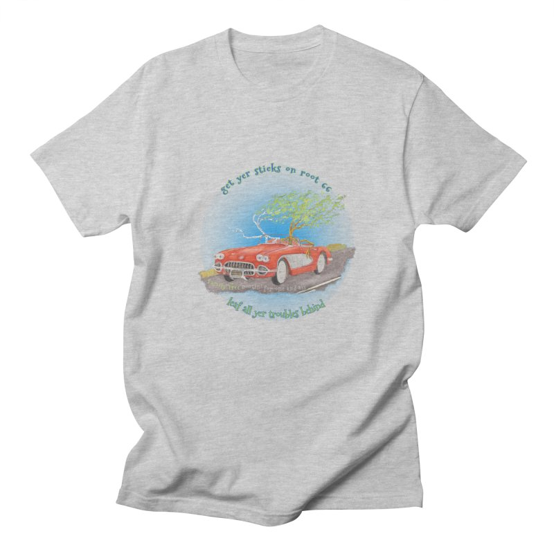 Root 66 Men's T-Shirt by Family Tree Artist Shop