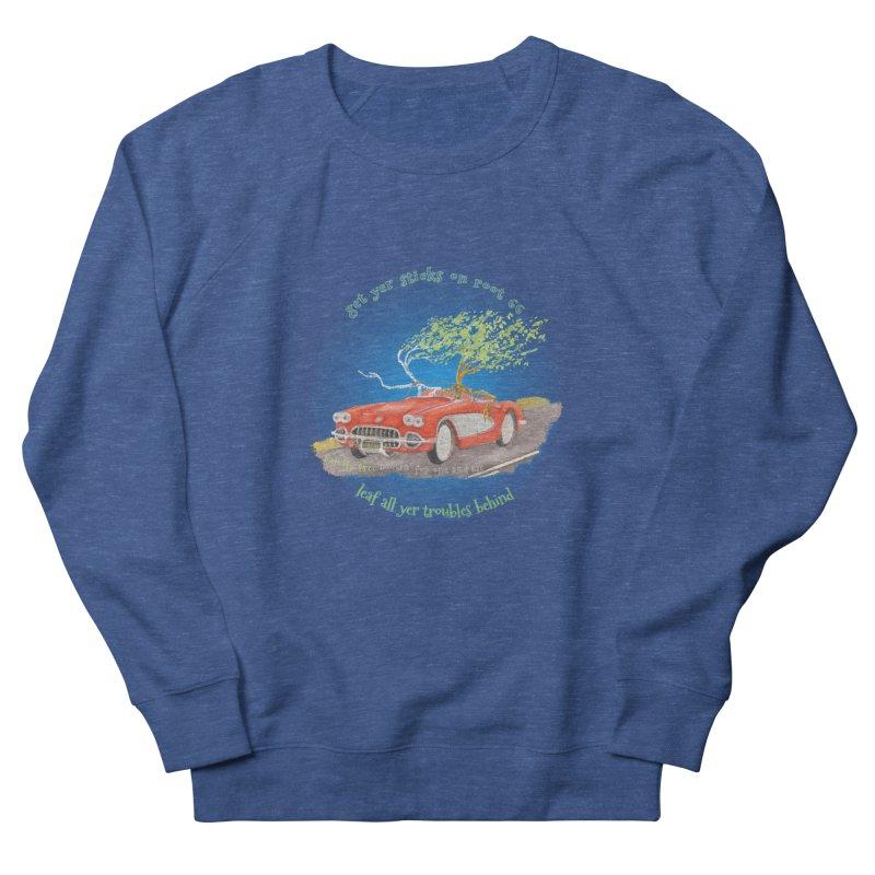 Root 66 Men's Sweatshirt by Family Tree Artist Shop