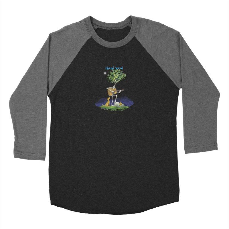 half chord wood Men's Longsleeve T-Shirt by Family Tree Artist Shop