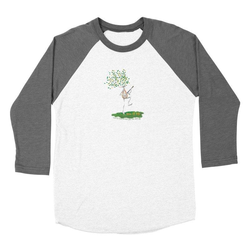 Tree of Life Men's Longsleeve T-Shirt by Family Tree Artist Shop