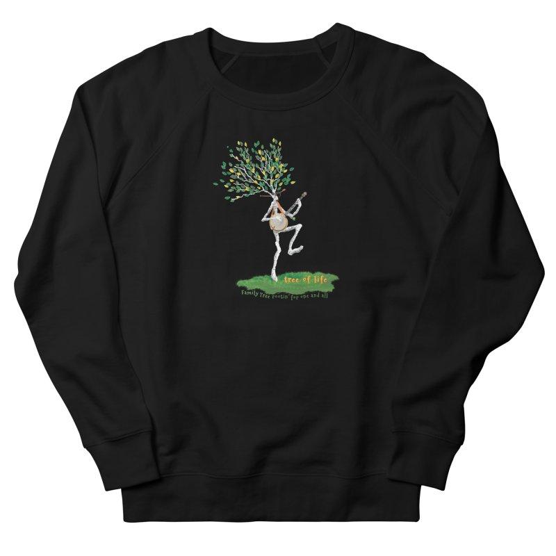 Tree of Life Women's Sweatshirt by Family Tree Artist Shop
